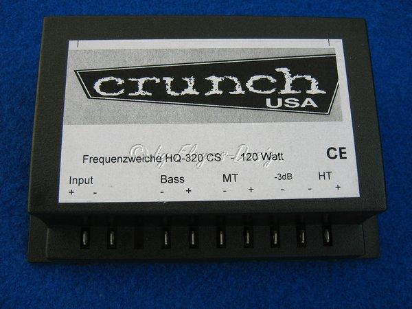 Crunch Frequenzweiche