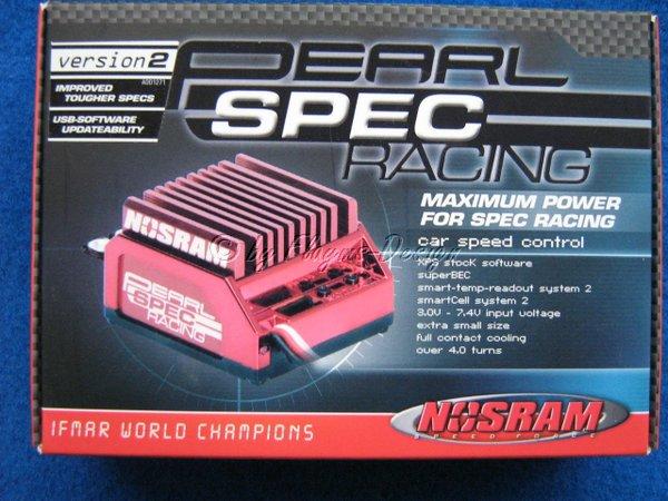 Pearl Spec Racing