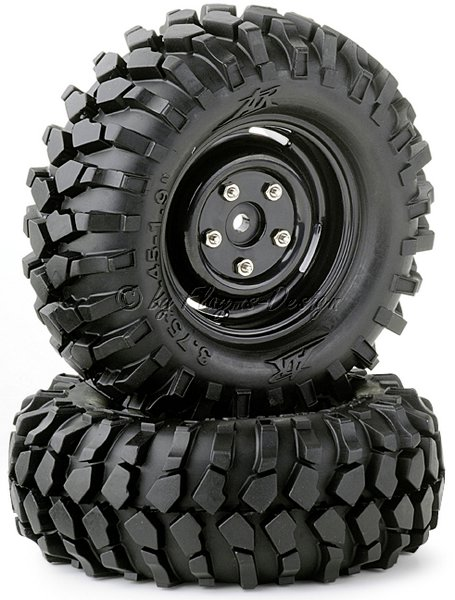 Crawler Felgen / Reifen Set