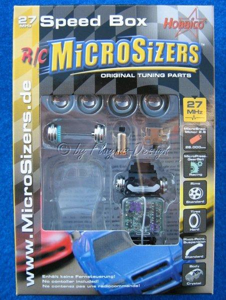 Speed Box 27MHZ Microsizers