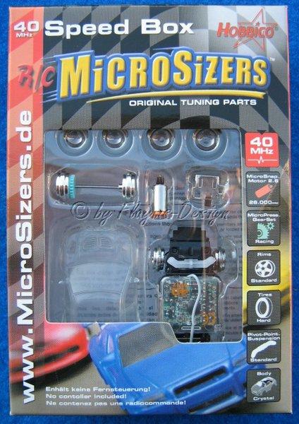 Speed Box 40MHZ Microsizers