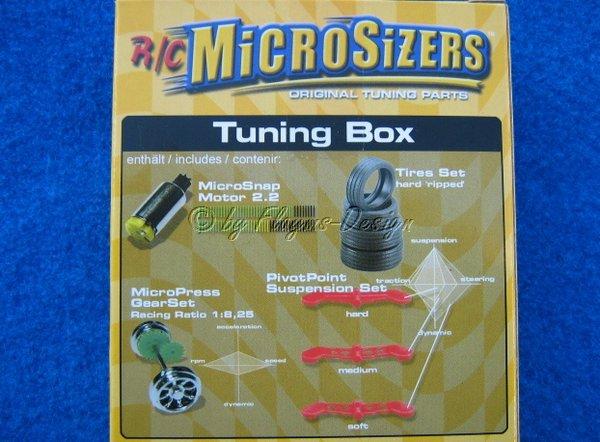 Tuning Microsizers Box