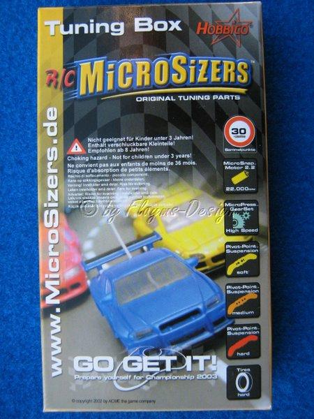 Tuning Box Microsizers