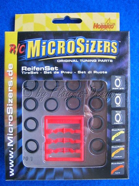 Reifen Set für Microsizers