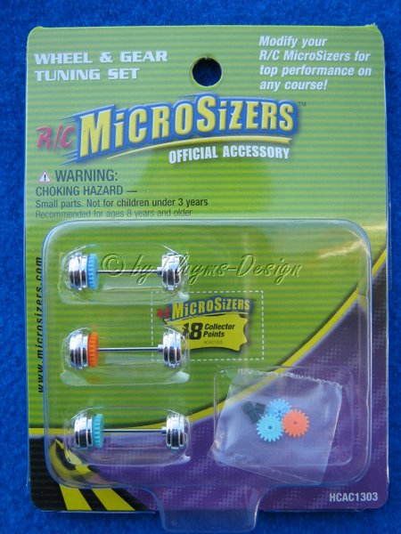 Getriebeset MICROSIZERS