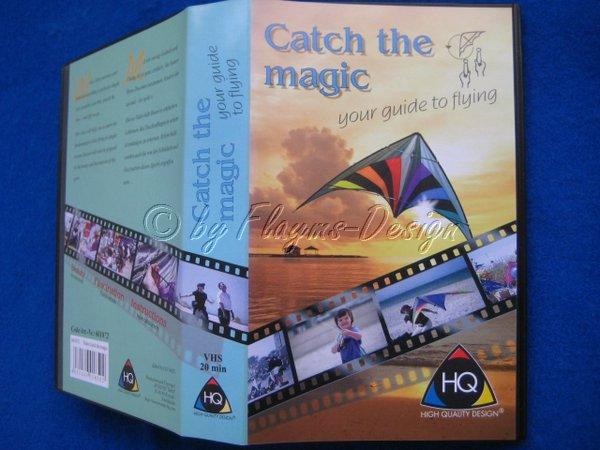 VHS VIDEO KASSETTE CATCH THE MAGIC DEUTSCH