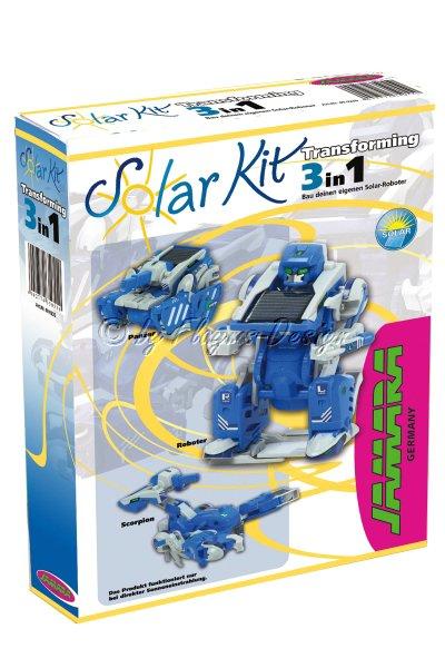 SolarKit 3 in 1 Jamara Originalverpackung