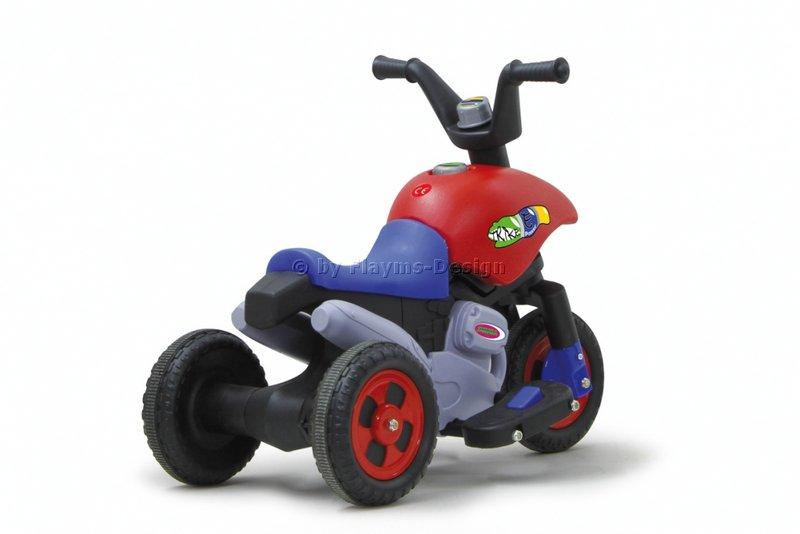 Jamara Trike mit Elektro-Antrieb