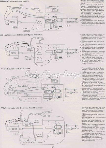 Schaltplan Grey Thunder