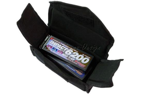LIPO-SAFE Li-Po Schutztasche