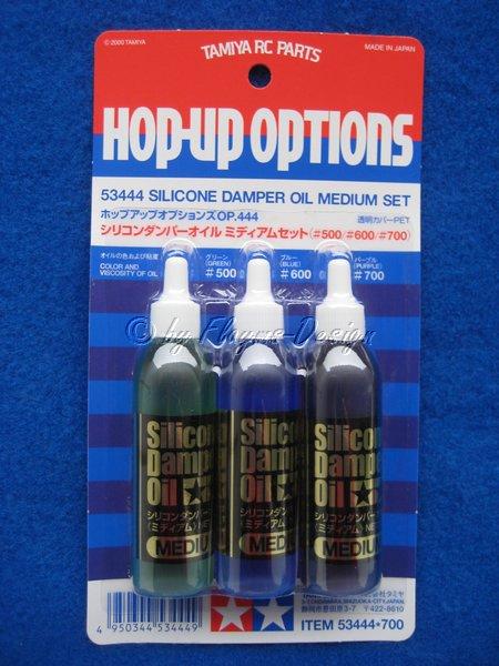 Stossdämpferöl Set
