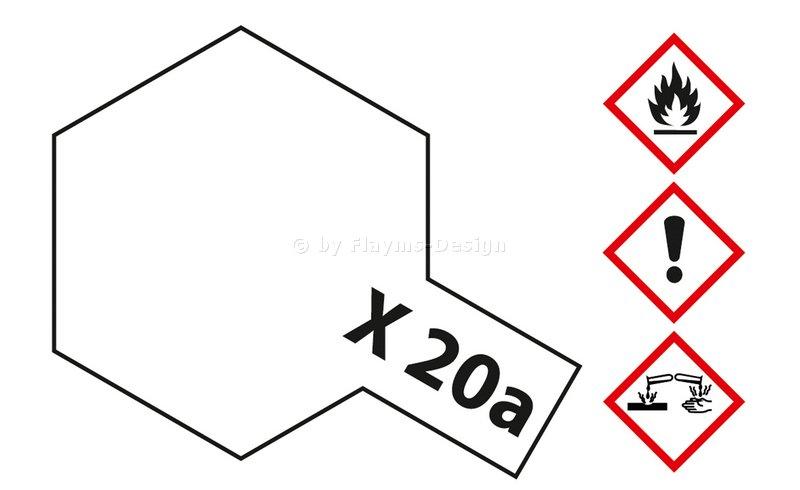 X - 20A Verdünner Acryl