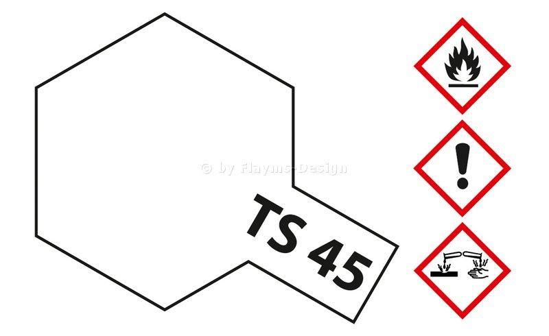 TS-45 Perlweiß