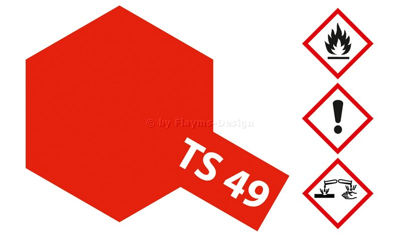 TS-49 Helles Rot