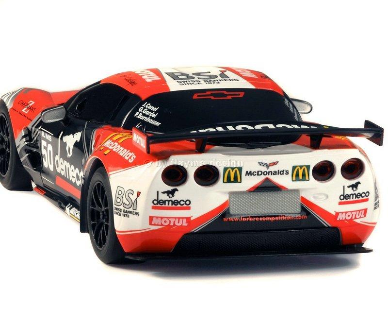 Corvette C6R GT2 orange #50 SRR 1:32 Scalextric Slotcar