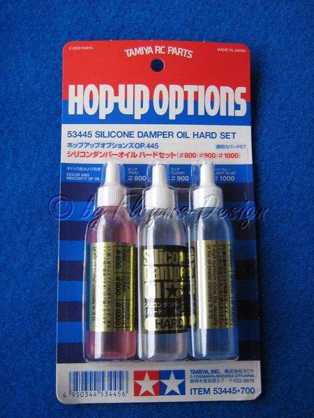 Stossdämpferöl Set Hart