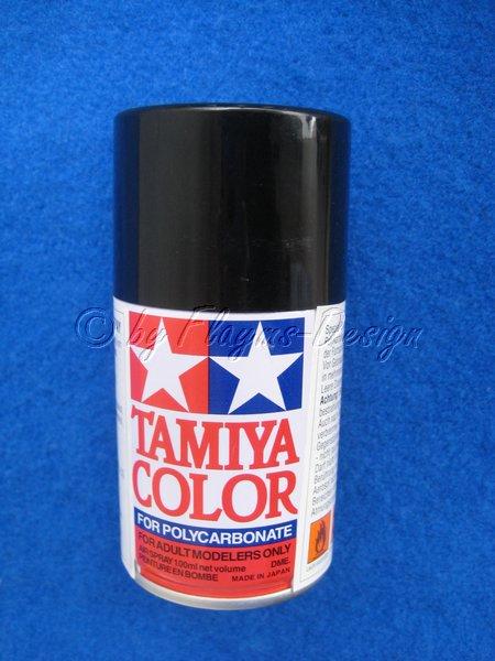 PS5 SCHWARZ 86005 Tamiya Color