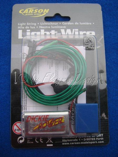 Lichtschnur Light-Wire