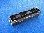 Batteriehalter für 8 Mignon AA Zellen mit Druckknopfanschluß