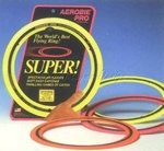 AEROBIE PRO 13 Zoll Wurfring gelb The World`s Best Flying Ring