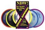 Aerobie Superdisc gelb Profi Frisbee - Wurfscheibe 25cm