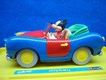 Mickey Disney 1:24 Burago Standmodell - Sammlerstück -