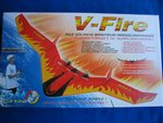 V-Fire Flugmodell RTF mit Steuerung Flugakku und Ladegerät